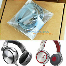 Gray Original Cable For Sony Mdr X10 XB920 XB910 Headphone Mic Control Remote