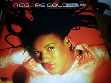 "REGGAE GOLD 2001 (VARIOUS ARTISTS) 12""  LP VINYL"