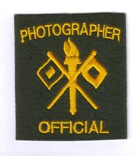 WWII - PHOTOGRAPHER OFFICIAL (Reproduction)