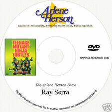 Ray Serra  TV Interview (30 Minutes)  DVD