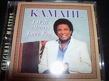 Kamahl I Will Always Love You Rare Australian CD