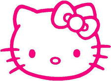 Hello Kitty Decal/Sticker, Buy 1 Get 1 Free!