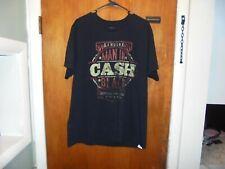Johnny Cash : Man In Black T Shirt Extra Large Size ( Xl ) Black
