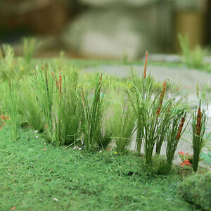 MP SCENERY Cattails N HO O Scale Architectural Water Plant Farm Railroad Layout