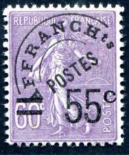 FRANKREICH 1926 199 * TADELLOSE MARKE PREOS 47 (I2244