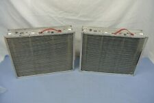 HONEYWELL LOT OF 2 ELECTROSTATIC AIR FILTER PURIFIER METAL FOR FURNACE
