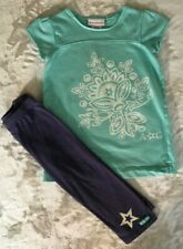 American Girl Doll Tropical Bloom Outfit for Girls size Small 7-8