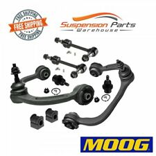 Moog Upper Control Arm Sway Bar Suspension Kit Fits Ford F-150 4WD 2004-2006