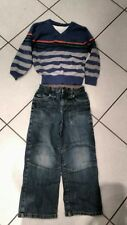 St George by Duffer jeans age 6 & jumper age 5-6