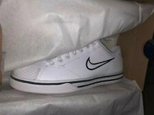 NIKE Outbreak GS White Leder Boys Girls Gr:36,5 US:4.5 Y weiß white sneaker saku