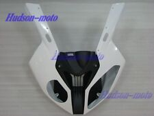 Front Nose Cowl Upper Fairing For BMW S1000RR 2009-2014 S 1000RR Pearl white