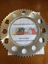 MAICO Square Barrel or Radial 4 speed REAR ALUMINUM Sprocket ?? Tooth NEW!