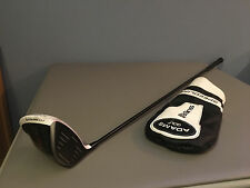 ADAMS Golf SUPER S SPEEDLINE VST 9.5 Driver MATRIX HD 6M3 Black Tie Shaft S-FLEX