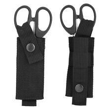 900D Black Tactical Medical Outdoor EDC Pouch Bag For EMT Medic Scissor Sheath
