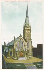 SAINT JOHN NB – Trinity Church