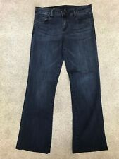 KUT from the Kloth BABY BOOT Dark Wash Jeans Size 12 Short (E#1083)