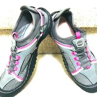 JSport By Jambu Womens Casual Shoes Water Ready Athletic Sneaker Size 7.5