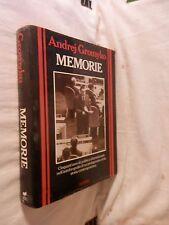 MEMORIE Andrej Gromyko Trad. di Dario Staffa Rizzoli 1989 libro di da per saggio