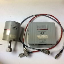 MKS MODEL 621C13TBFHA, REMOTE TRANSDUCER & SIGNAL CONDITIONER, 1000 TORR