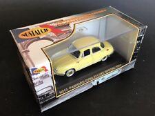 Panhard Dyna Z1 Luxe Special 1954 by NOSTALGIE No 13 Die Cast Original Box