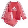 Adidas Girls Sports Set Logo Tracksuit Jogger Training Athletic Baby ED1178 New