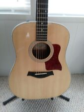 Taylor 210e Deluxe guitar mint with OHSC