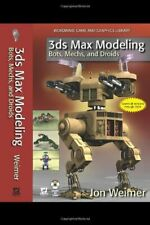 3Ds Max Modeling  Bots  Mechs  And Droids  Wordware Game and Graphics