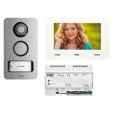 Grothe Videosprechset 1 Wohneinheit Videosprechanlage SET 1722/858 Urmet 74567