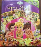 Disney My First Look and Find book - Tinker Bell Activity Book Disney Fairies