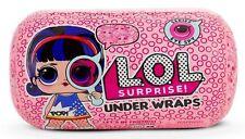LOL Surprise Doll Under Wraps Eye Spy Series 4 Capsule Big Sister 15 Variations