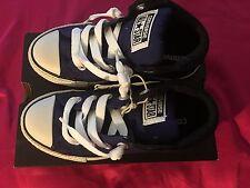 CONVERSE Junior Shoes 645206F Chuck Taylor CT AXEL MID VICTORIAN BLUE 12.5US NIB