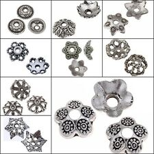 Perlenkappen Tibet Silber Spacer Schmuck Zwischenperlen Wählen Sie Das Modell