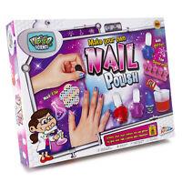Make Your Own Nail Polish Kit weird Science Pamper Creative fun activity