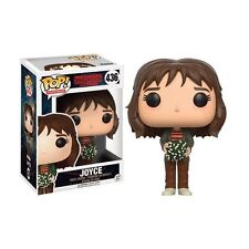 Stranger Things - Funko Pop Television 436 - Joyce - New Figure Pvc Mother light
