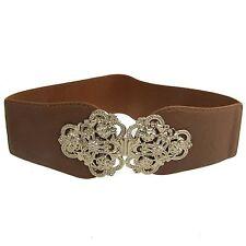 Elastic Wide Belts for Women