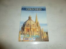 OXFORD - City Map