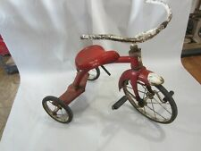 Vintage AMF Jr. Red Child's Tricycle