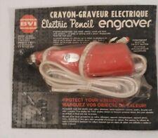 BVI Electric Pencil Engraver V-30-0.1