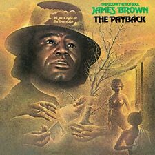 James Brown - The Payback (2 Disc) VINYL LP NEW