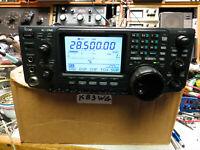 Icom IC-746 hf vhf transceiver