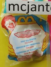 MIP McDonald's 1997 Micro Machines #7 DEEP SEA HUNTER Galoob CAKE TOPPER