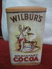 WILBURS BREAKFAST COCOA TIN