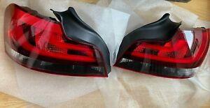 BMW 1 series E82/E88 Led Rear Black Line TailLight Set 632122252 Org. EU