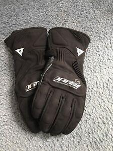 Dainese Gore-Tex Motorbike Winter Gloves,Size S