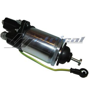 STARTER SOLENOID SWITCH REPLACES DELCO UNITS FITS HINO FD2218LP FE2618 FF17 FF19