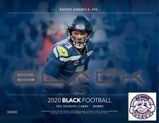 Travis Kelce 2020 Panini Black Football Full Case 12Box Break #2