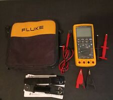Fluke 789 Process Meter Genuine Fluke Leads Calibrated