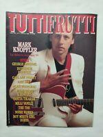 RARE TUTTIFRUTTI N. 77 FEBBRAIO 1989 MARK KNOPFLER GEORGE MICHAEL LISA HUNT