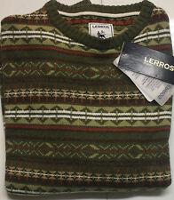 Herren-Pullover mit regular Länge und mittlerer Strickart aus Merinowolle