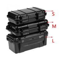 Outdoor Shockproof Anti-Pressure Sealed Survival Case Waterproof Storage Box